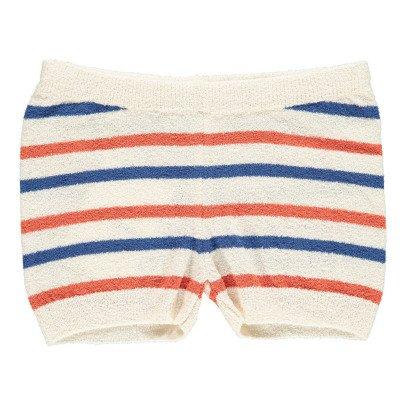 Bobo Choses Stripe Knit Shorts-listing