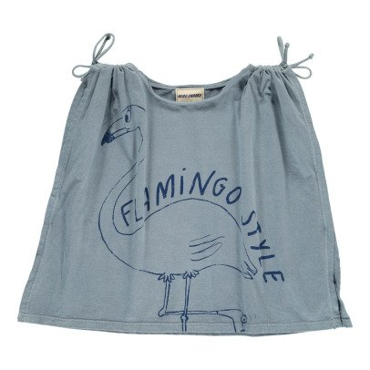 Bobo Choses Organic Cotton Flamingo Top-listing