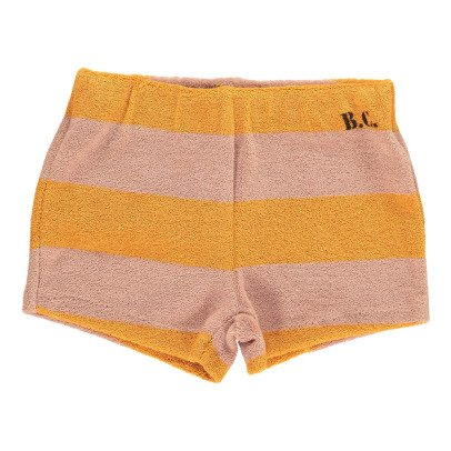 Bobo Choses B.C Striped Sweat Shorts-product