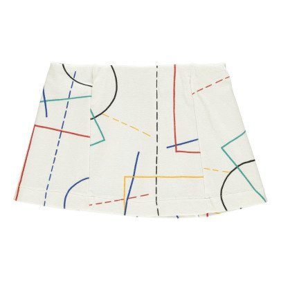 Bobo Choses Fleece Mini-Skirt-listing
