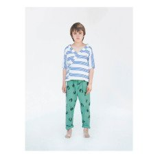 Bobo Choses Team B.C. Striped Kimono-product