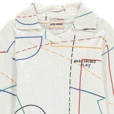 Bobo Choses Polo Rib Coton Bio-listing