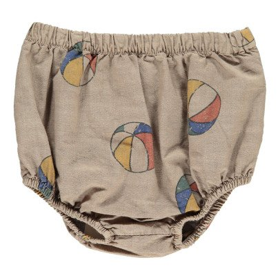 Bobo Choses Beachball Burn Out Percale Bloomers-listing