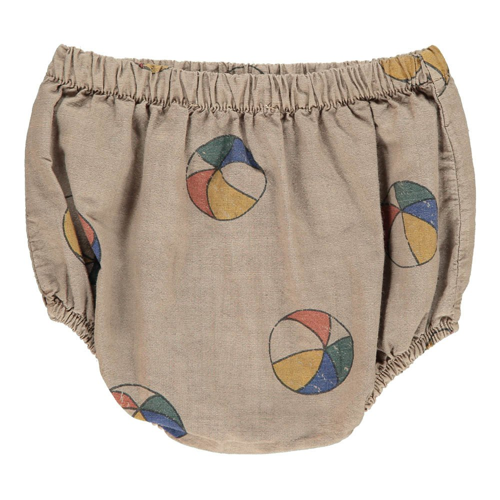 Bobo Choses Beachball Burn Out Percale Bloomers-product