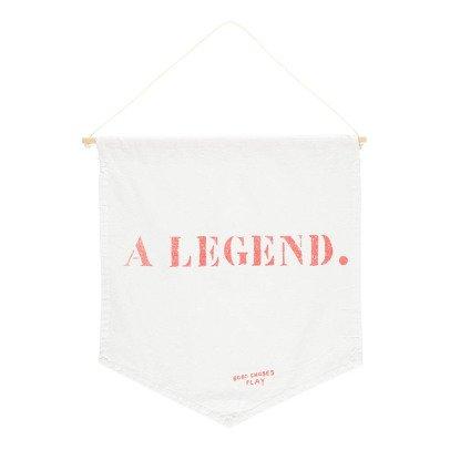 Bobo Choses Fanion A Legend-listing