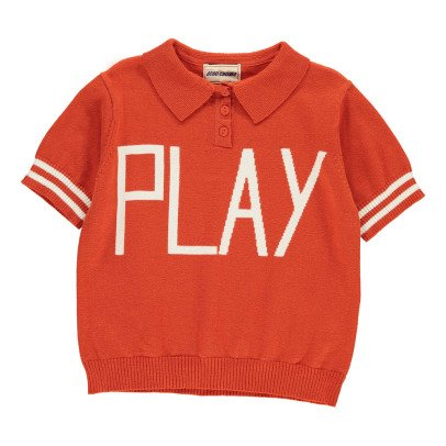 Bobo Choses Polo Maille Play-listing
