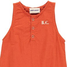 Bobo Choses Pelele Percale B.C Team-listing
