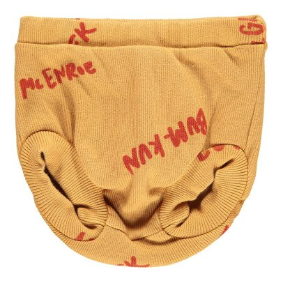Bobo Choses The Legends Organic Cotton Ribbed Bloomers-listing