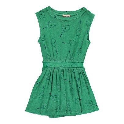 Bobo Choses Kleid Rib aus Bio-Baumwolle Tennis -listing
