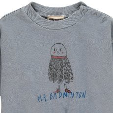 Bobo Choses Mr. Badminton Sweatshirt-product