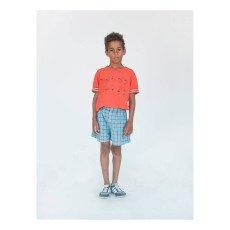 Bobo Choses Camiseta Cuello V Weightlifting  Algodón Biológico-listing