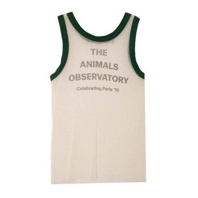 The Animals Observatory Débardeur Résille Frog-listing