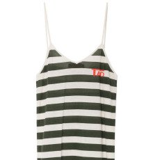 The Animals Observatory Gazel Striped Dress-listing
