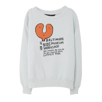 The Animals Observatory Bear Sweatshirt-listing