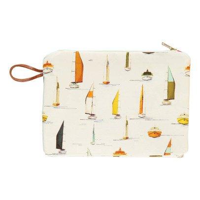 Maison Baluchon Pochette Zip Barche-listing