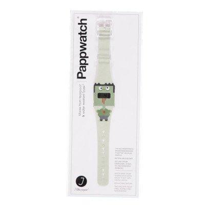 I like paper Reloj de papel Zombie Verde-listing
