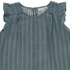 Sunchild Bimini Frilly Striped Top-listing