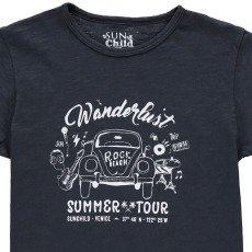 Sunchild T-Shirt Auto Wanderlust -listing