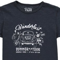 Sunchild T-shirt Voiture Wanderlust-listing