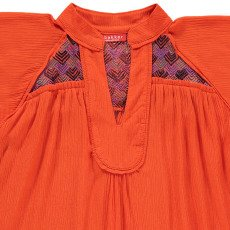 Bakker made with love Vestido Bordado Multicolor Berenice-listing