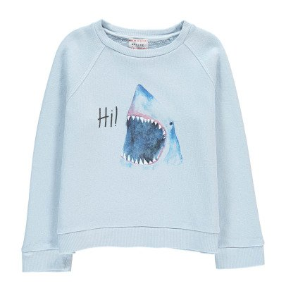 Morley Bass Shark Sweatshirt-listing
