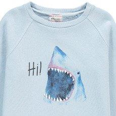 Morley Sweatshirt Hai Bass -listing