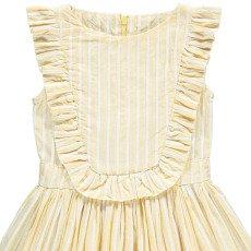 Morley Flamenco Bib Striped Dress-product
