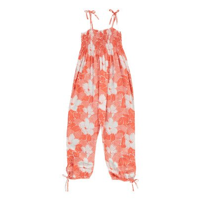 Bakker made with love Bonnie Floral Smocked Jumpsuit-product