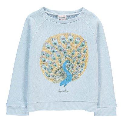Morley Bass Peacock Sweatshirt-product
