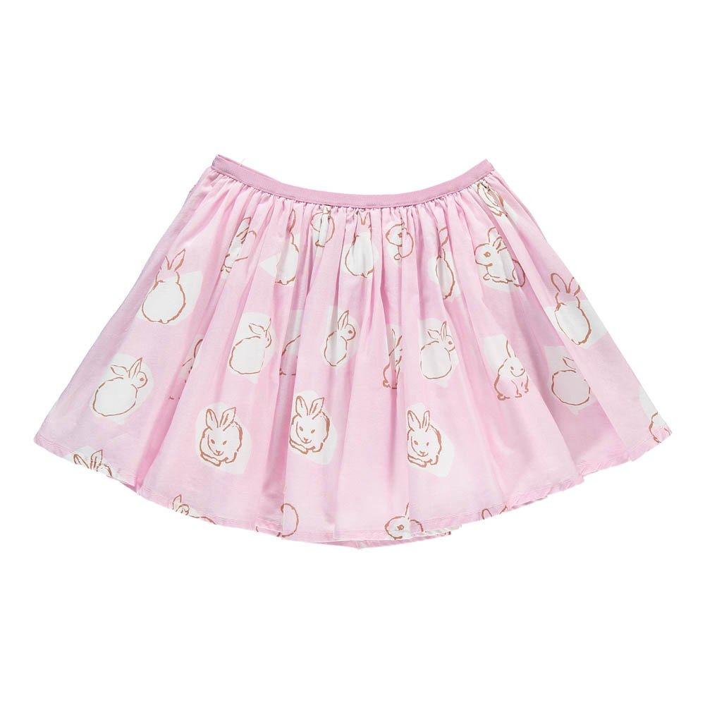 Mona Rabbit Cotton Skirt-product