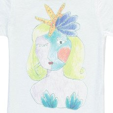 Morley Camiseta Sirena Flip-listing