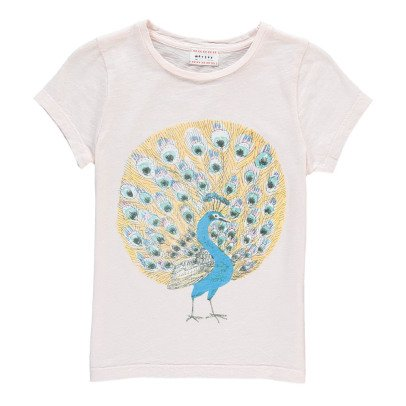 Morley Flip Peacock T-Shirt-listing