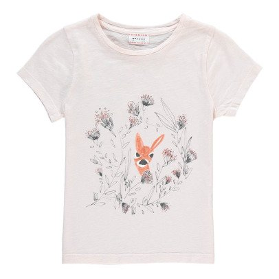 Morley T-shirt Biche Flip-listing