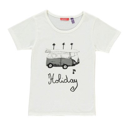 Bakker made with love Camiseta Holidays Toto-listing