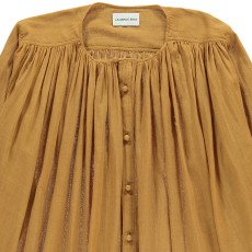 Laurence Bras Cigar Button Up Blouse-listing
