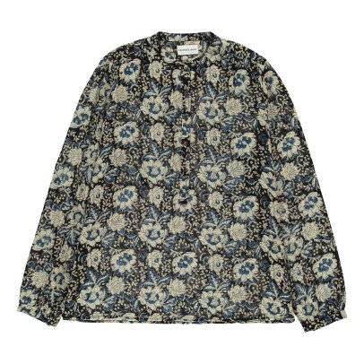 Laurence Bras Blusa Flores Bycicle-listing