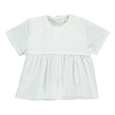 Pequeno Tocon Blouse Volants-listing