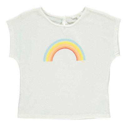 Chloé Rainbow T-shirt-listing