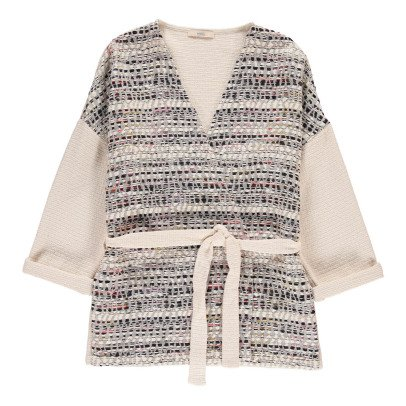 Sessun Private Joy Jacquard Kimono Jacket-product