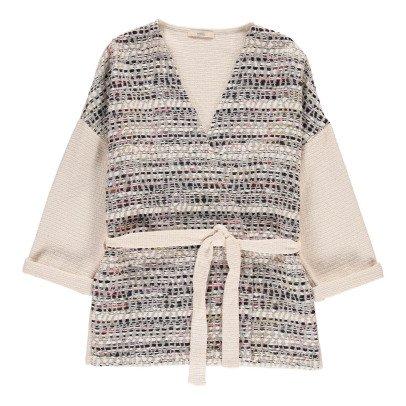 Sessun Private Joy Jacquard Kimono Jacket-product
