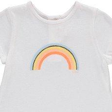 Chloé Rainbow T-Shirt -listing