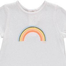 Chloé T-Shirt Regenbogen -listing