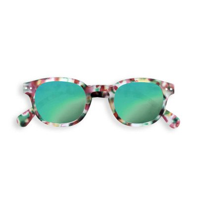 IZIPIZI #C Mirror Glass Sunglasses-listing