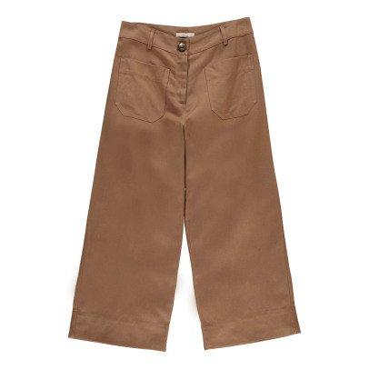 Sessun Pantaloni Cotone e Lino -listing