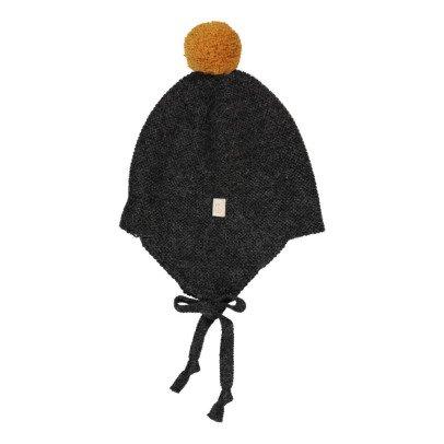 BABY ALPAGA Baby-Mütze aus Alpaka Don Quichotte-listing