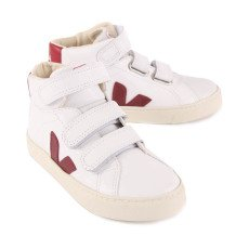Veja Sneakers Alte Scratch Pelle-listing