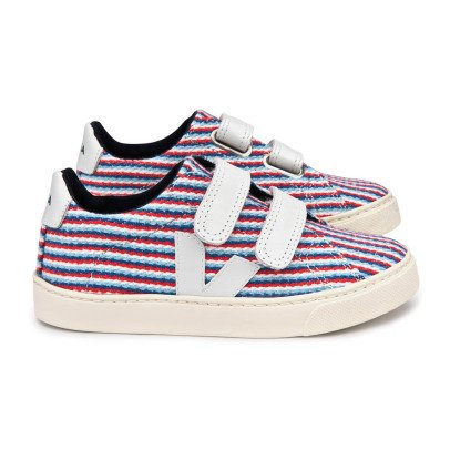 Veja Esplar Striped Velcro Trainers-product