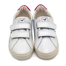 Veja Esplar Leather Velcro Trainers-product