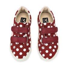 Veja Sneakers Scratch Pelle Pois-listing