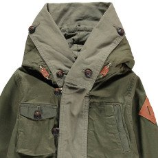 Scotch & Soda Hooded Parka with Pockets-listing